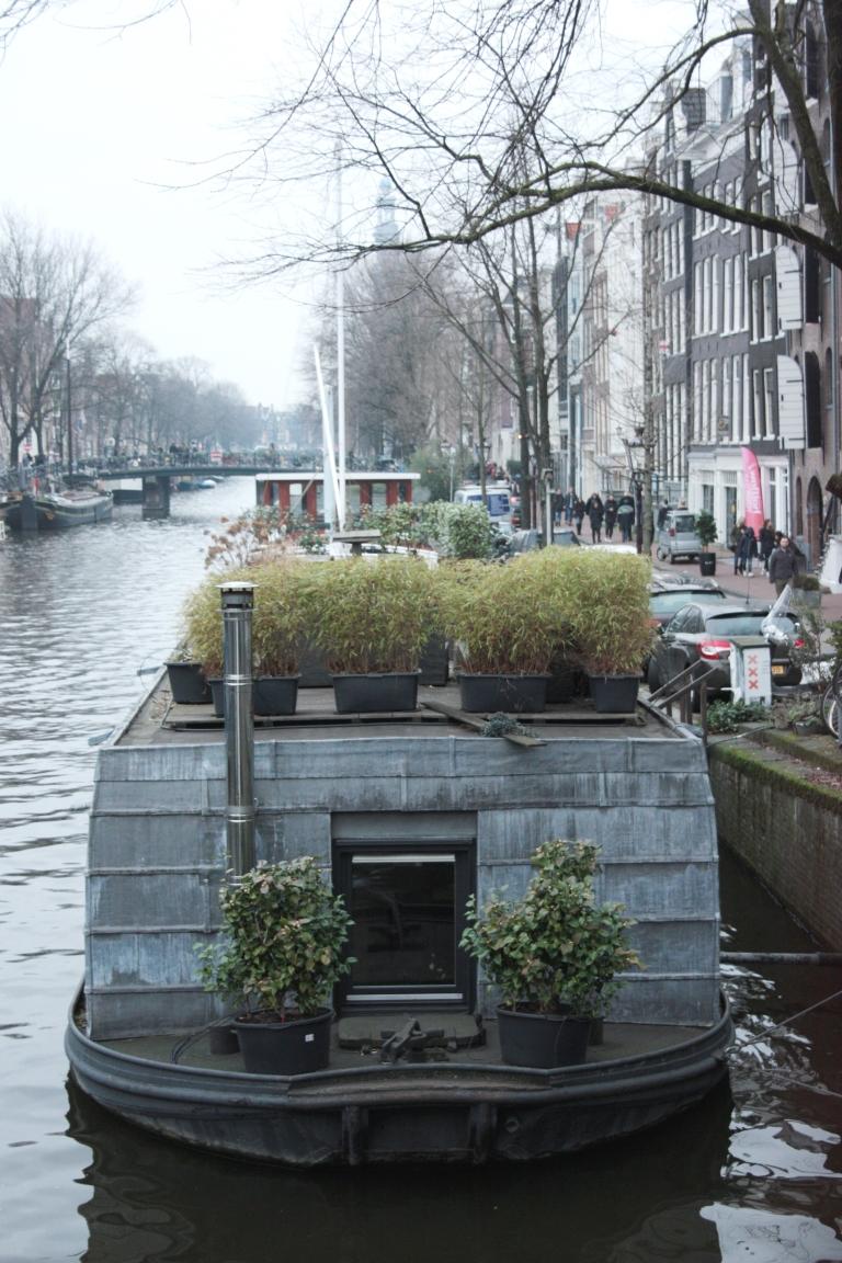 boat house amsterdam
